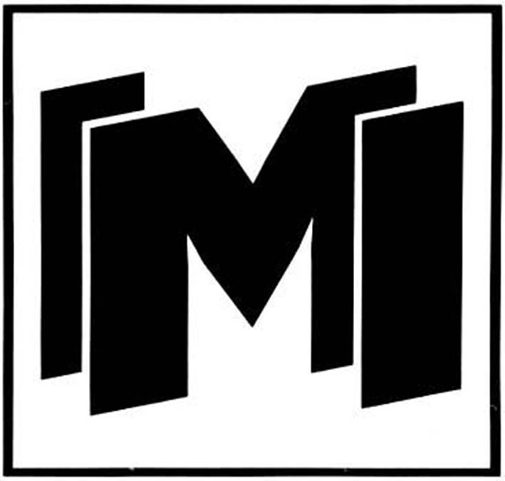 Matematikos - informatikos instituto logotipas, 1990 m. | Adomo medis