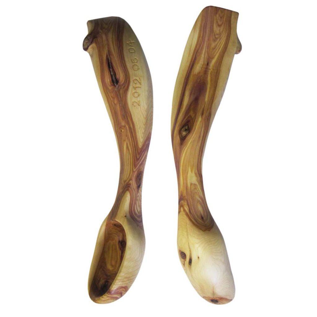Šaukštas (alyva, 6 x 24 cm) | Adomo medis