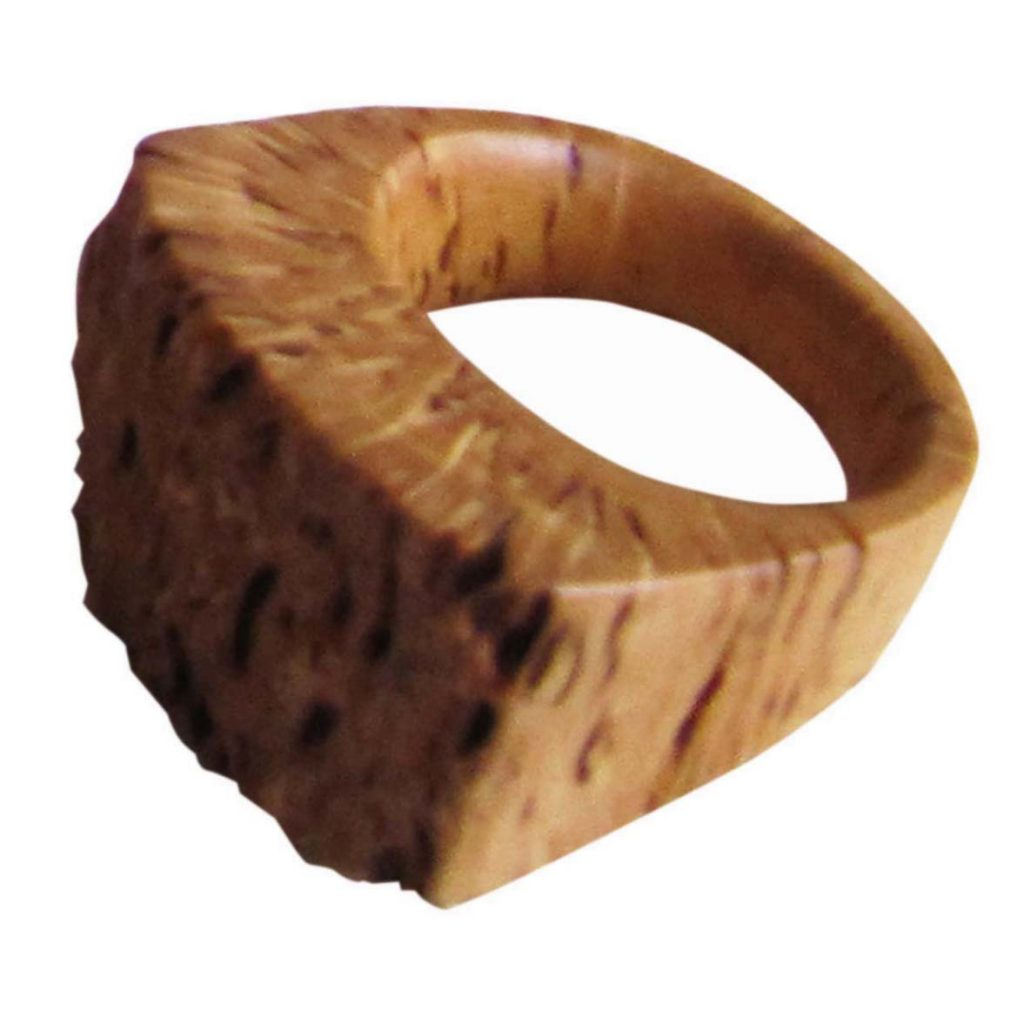 Žiedas (Karelijos beržas) | Adomo medis