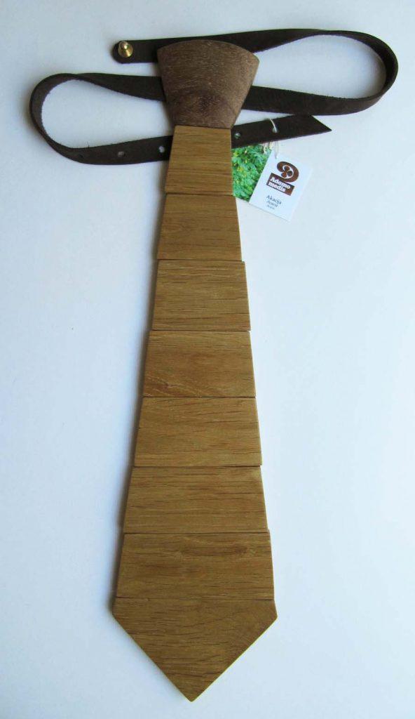 Kaklaraištis iš medžio | Adomo medis